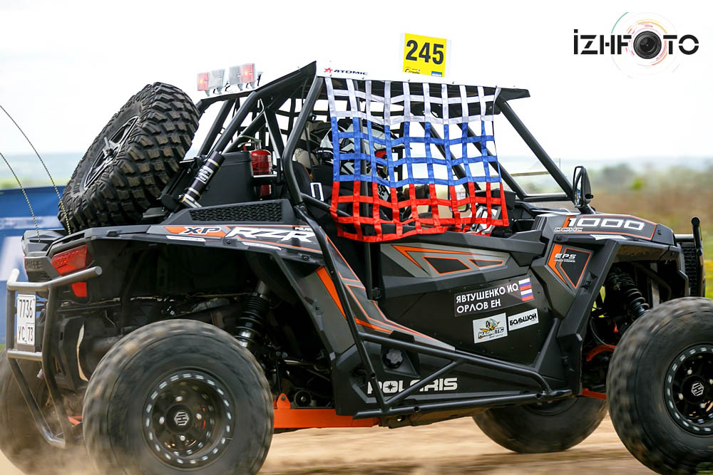 Орлов Евгений Polaris RZR XP 1000 EPS SSV Standard Балаково