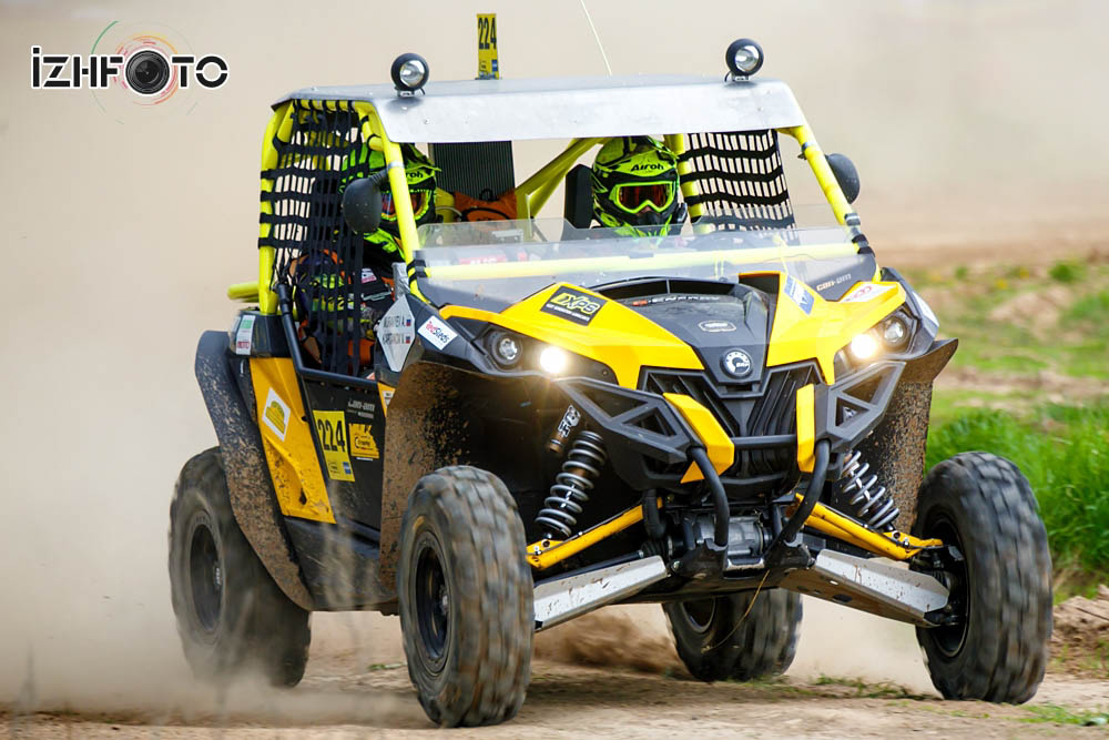 Капитанов Владимир Can-Am Maverick 1000 SSV Standard МОСКВА