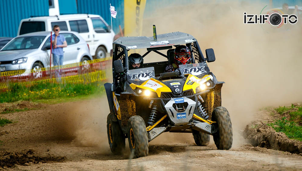Стахеев Иван Can-Am Maverick 1000 SSV Standard Заречный