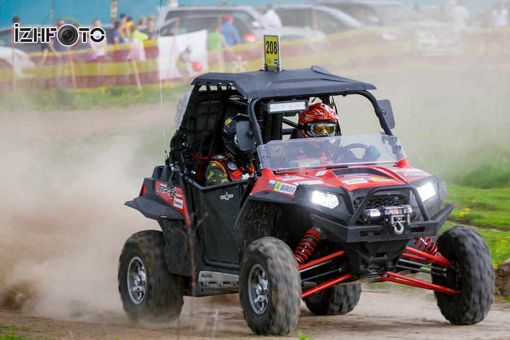 Шалаев Владимир Polaris RZR 1000 XP SSV Standard Пенза