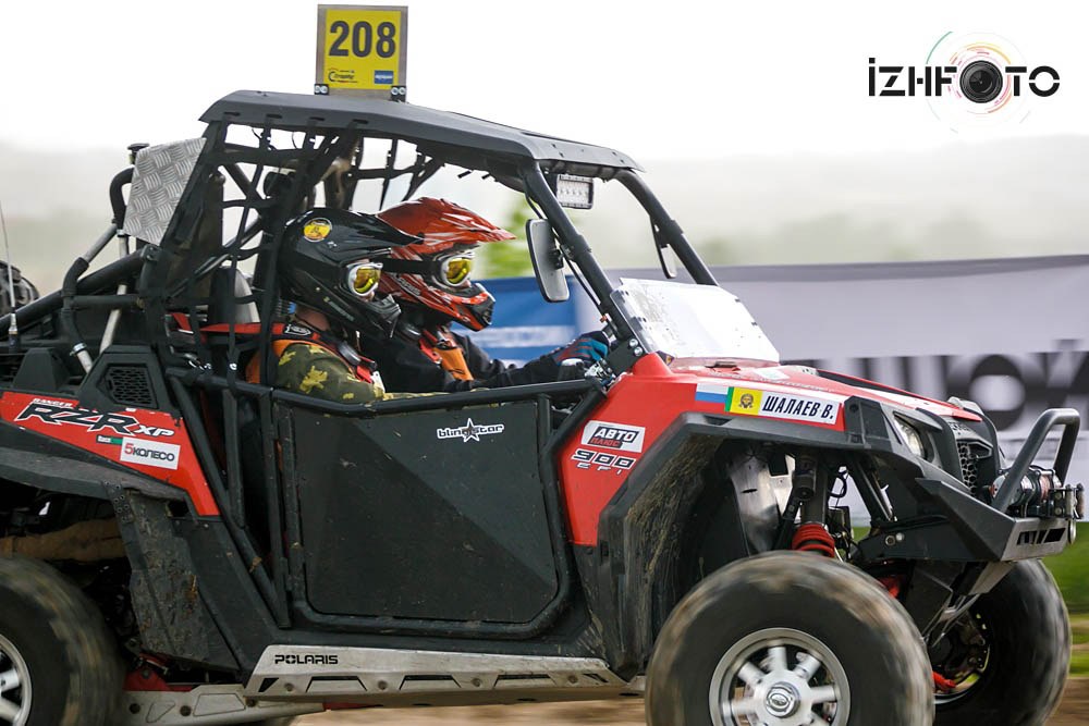 Бубнов Михаил Polaris RZR 1000 XP SSV Standard Пенза