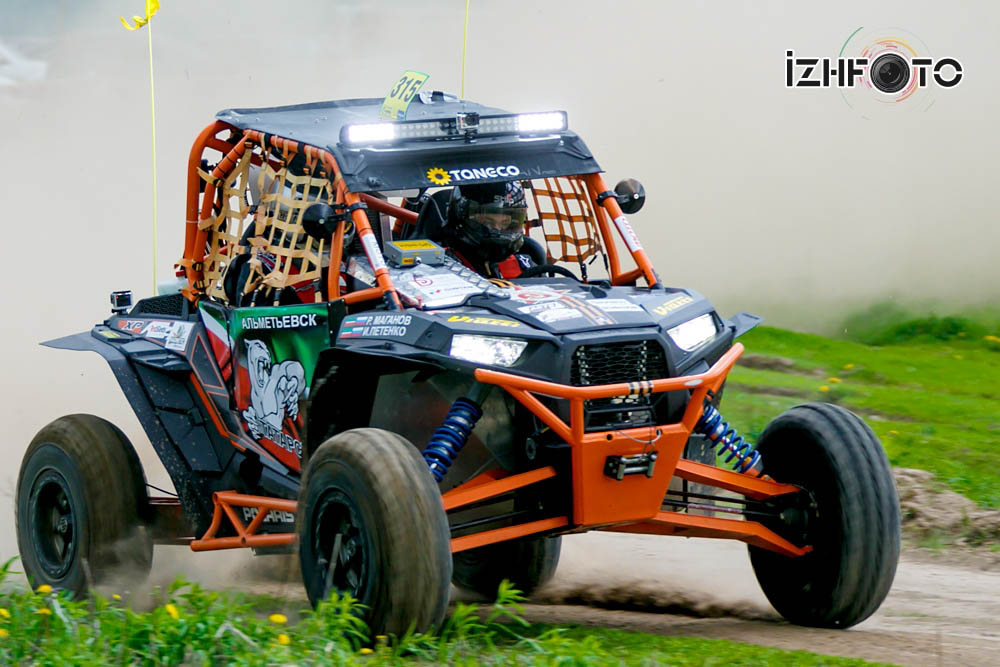 Петенко Игорь Polaris RZR1000 SSV Sport Москва