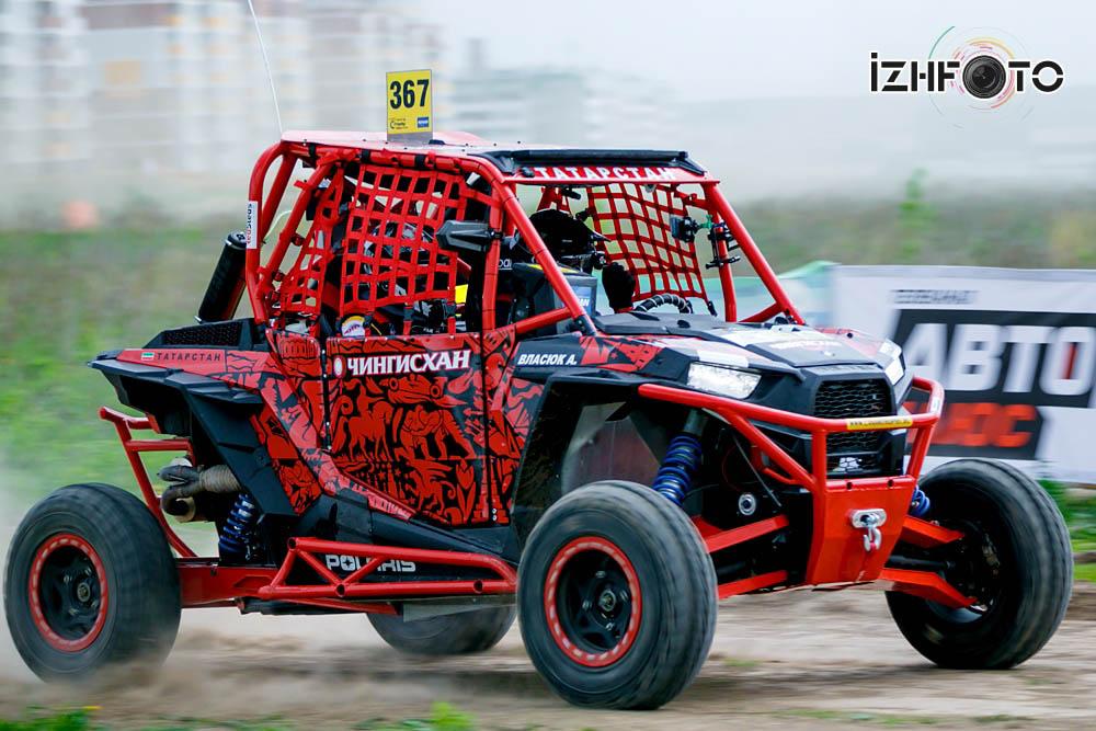 Власюк Антон Polaris RZR 1000 SSV Sport Екатеринбург