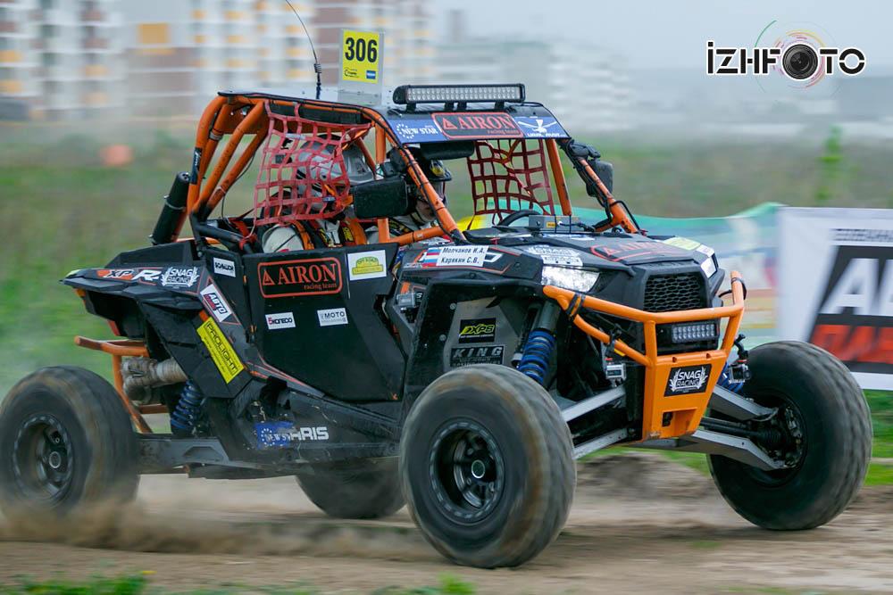 Карякин Сергей Polaris RZR1000 SSV Sport Екатеринбург
