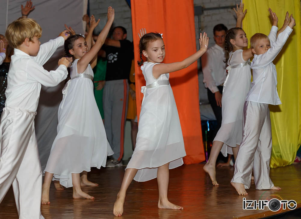 Детский отдых в Ижевске