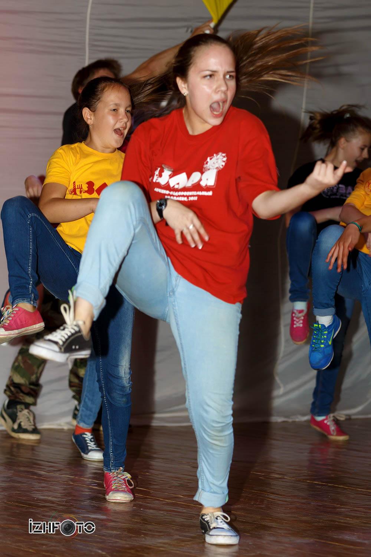 Детский лагерь Ижевск