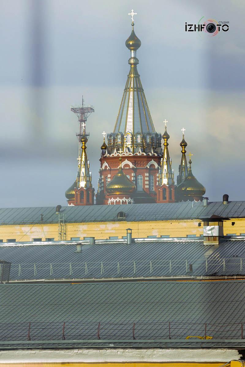 Михаило-Архангельский кафедральный собор Ижевск