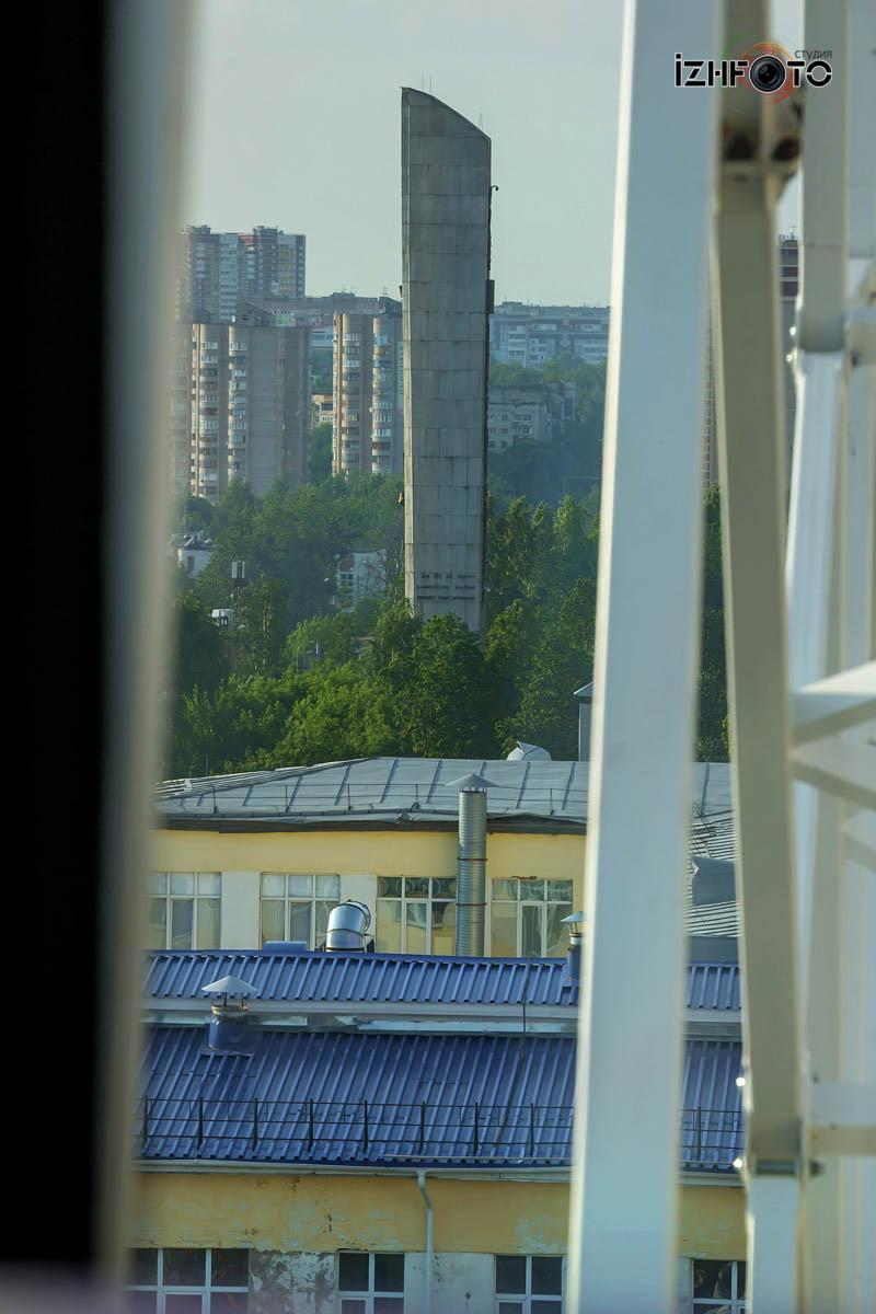 Парк Горького Ижевск