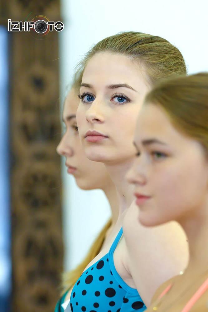 Кастинг в модельное агентство Фото