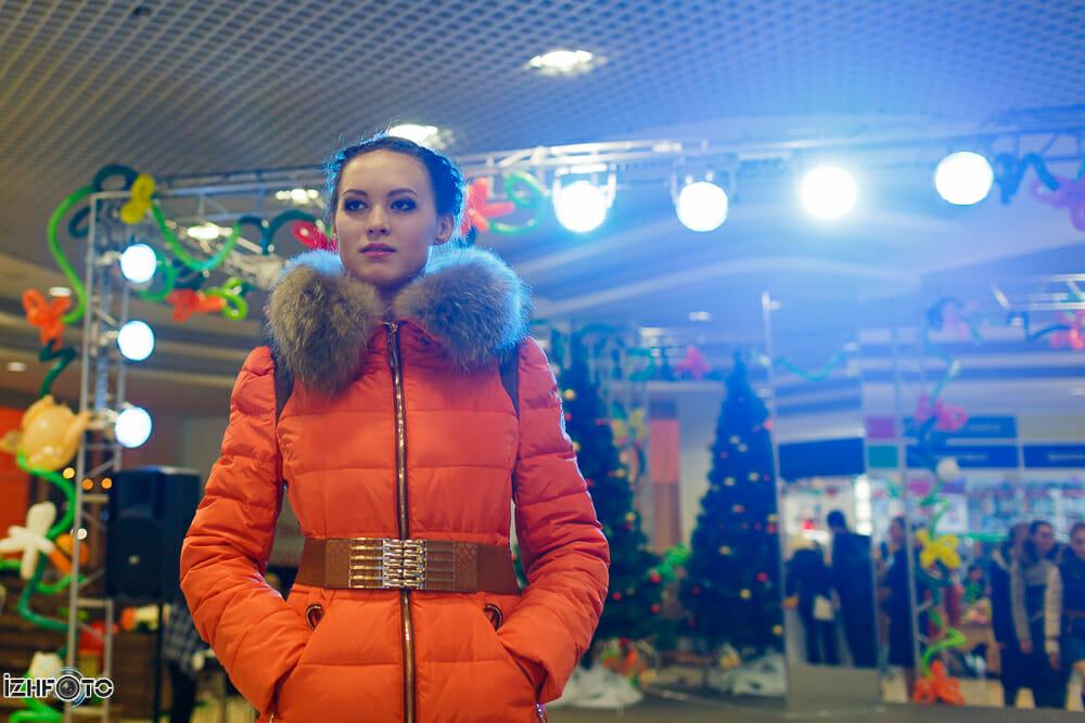 Модные показы в Ижевске