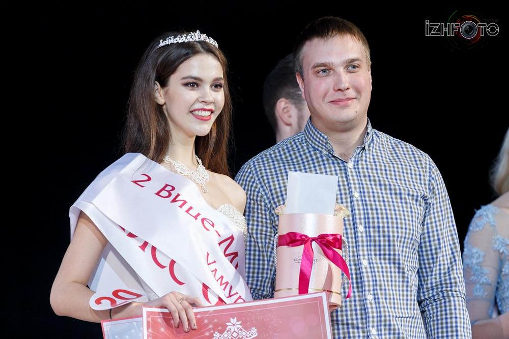 Конкурс красоты в Ижевске