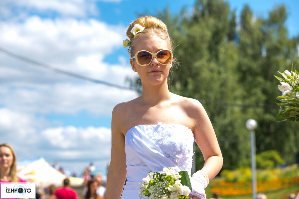 Настоящий фестиваль невест