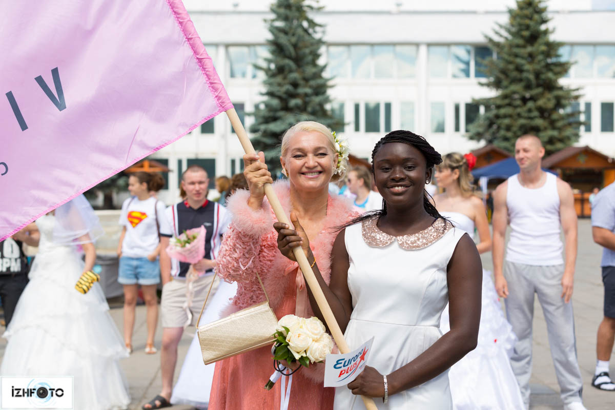 Марафон невест 2013, Ижевск