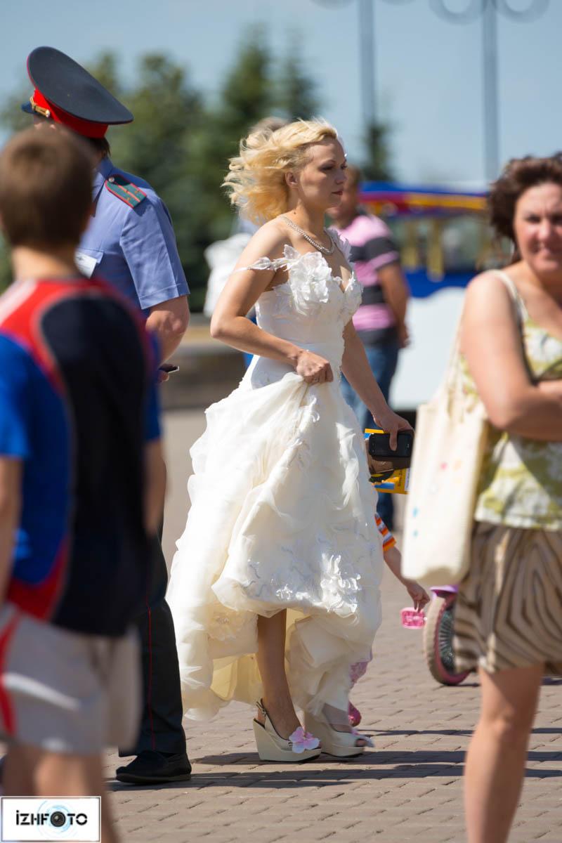 Мода невест 2013