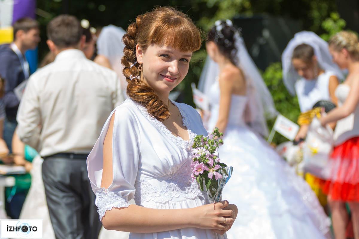 свадебный образ невесты 2013