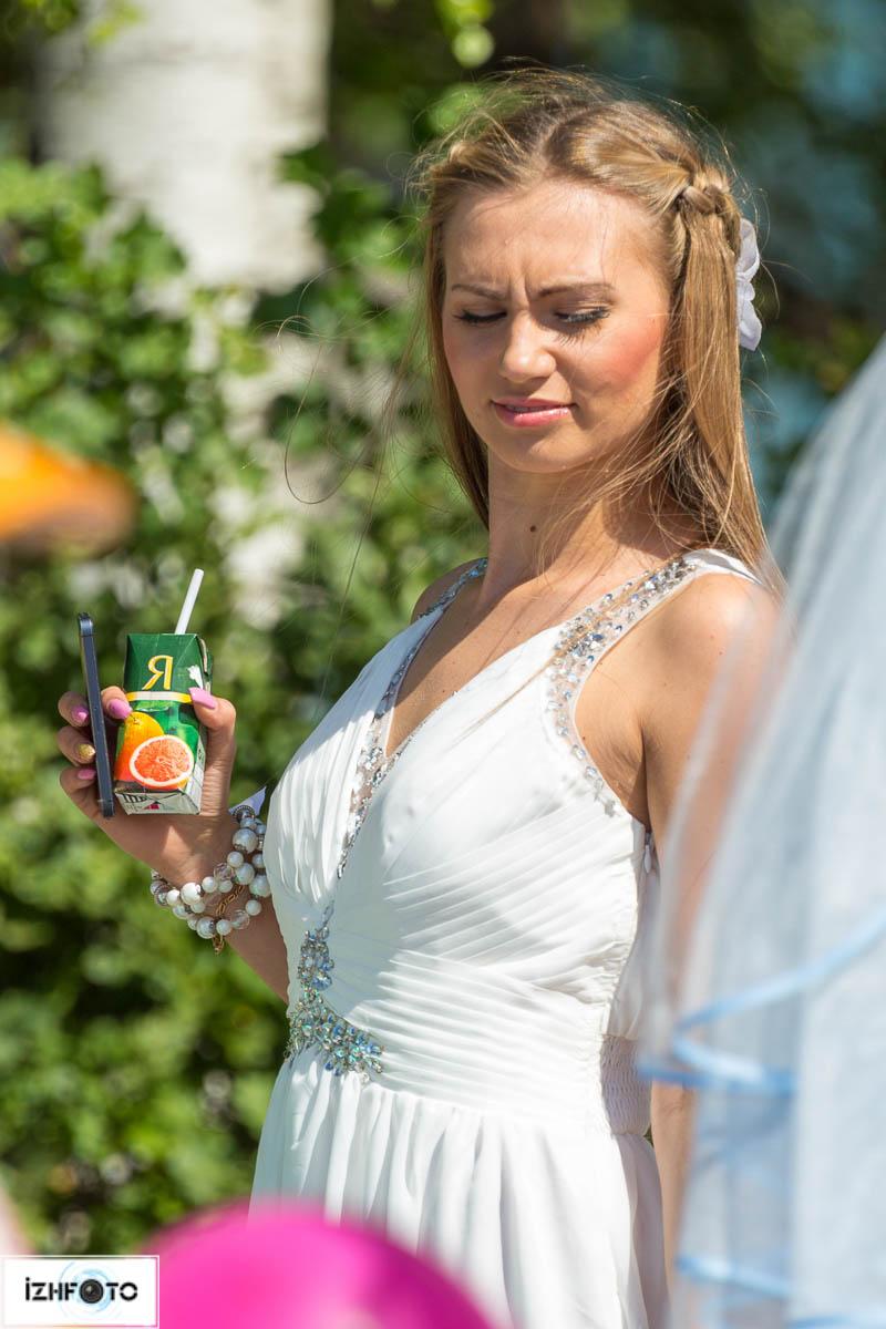 Платье невесты, Ижевск