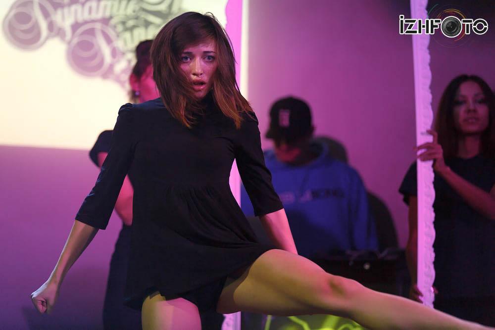 Мария Кириллина Школа Танцев Dynamic Dance