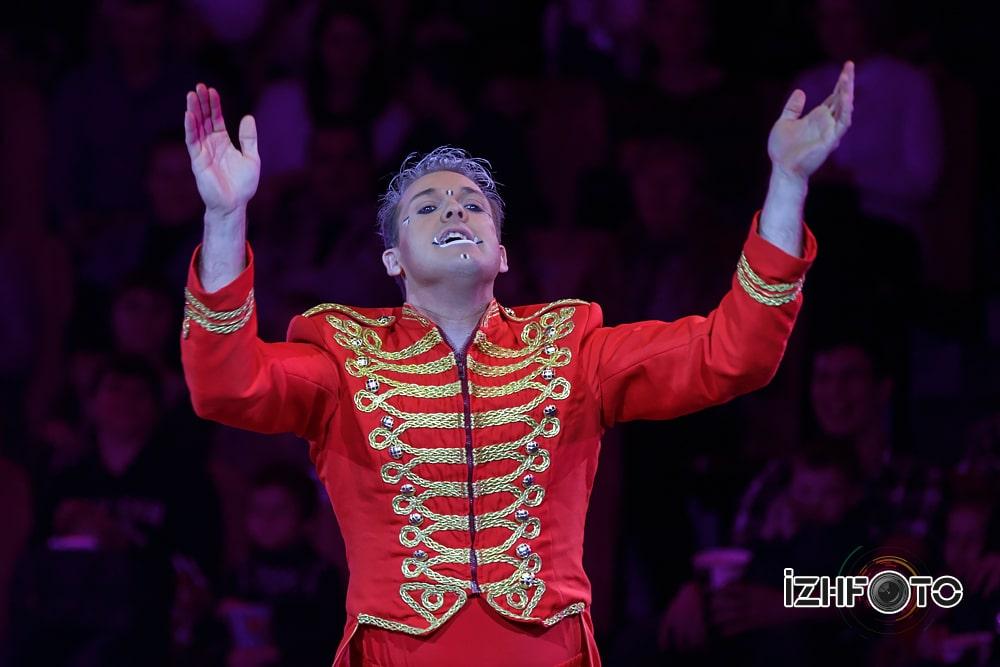 Звезды европейских цирков в Ижевске