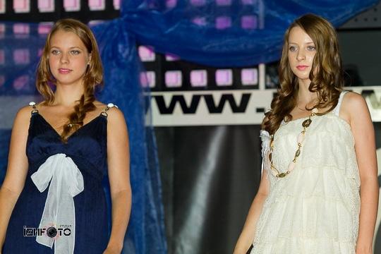 Фото выпуска школы моделей в Ижевске