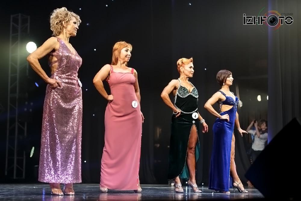 Фото с Конкурса Мисс Бикини 2016 Ижевск