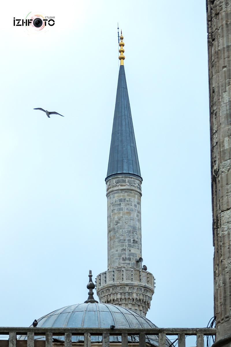 Фото Голубой мечети в Стамбуле