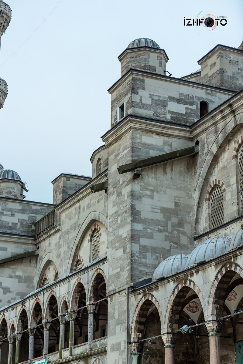 Мечеть Султанахмет Фото