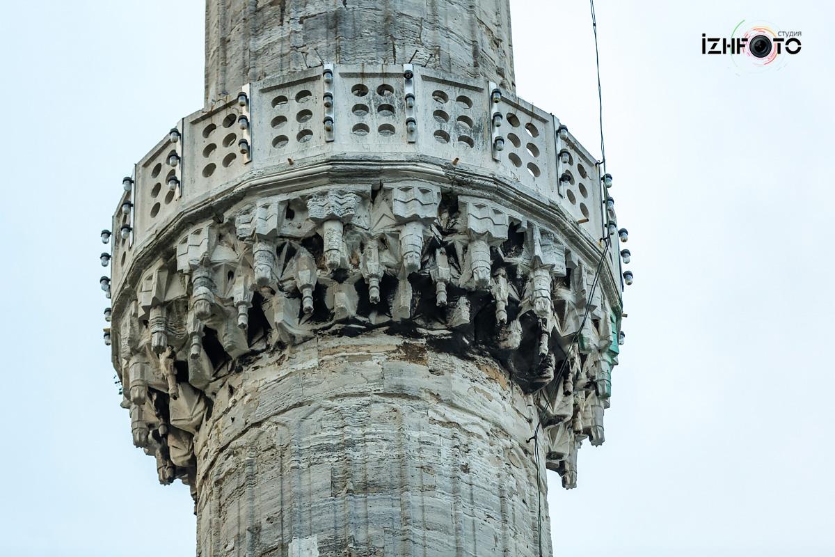 Мечети  Стамбула Фото