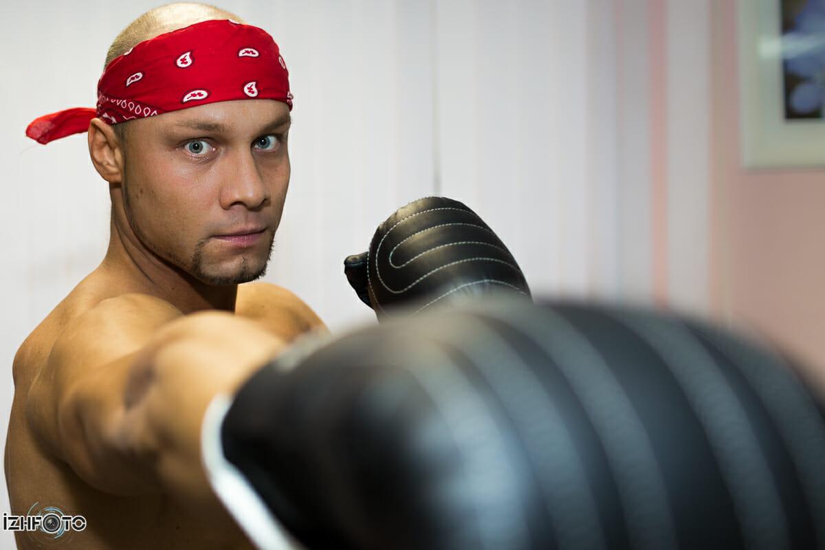 Занятия фитнесом в спортклубе Чемпион, Ижевск