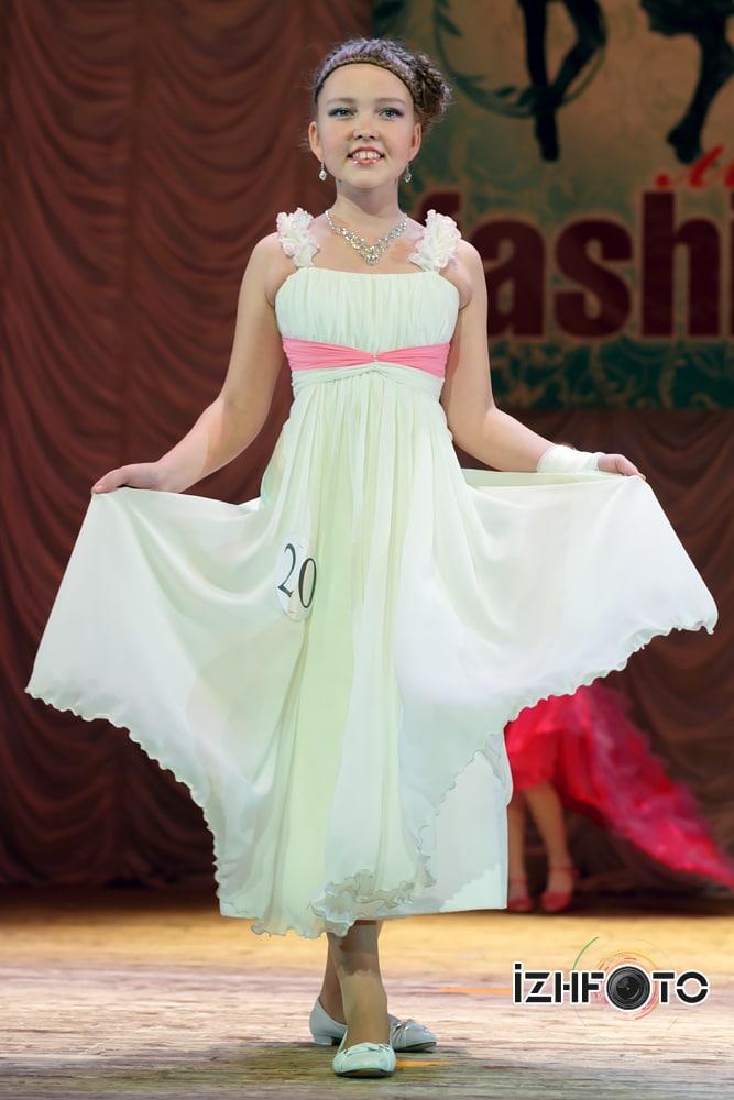 Творческий конкурс Мисс Fashion
