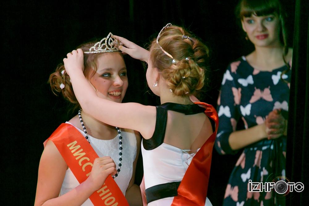 Награждение участниц конкурса