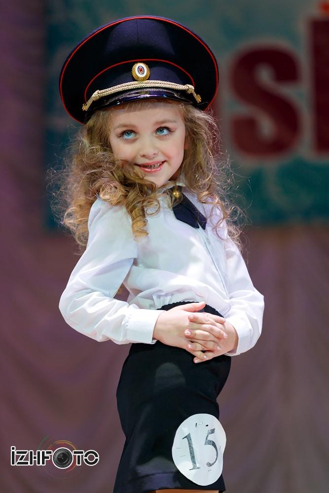 Конкурс юных моделей Фото Ижевск