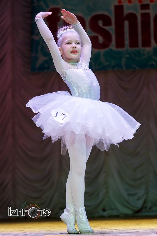 Детский конкурс красоты и таланта Ижевск