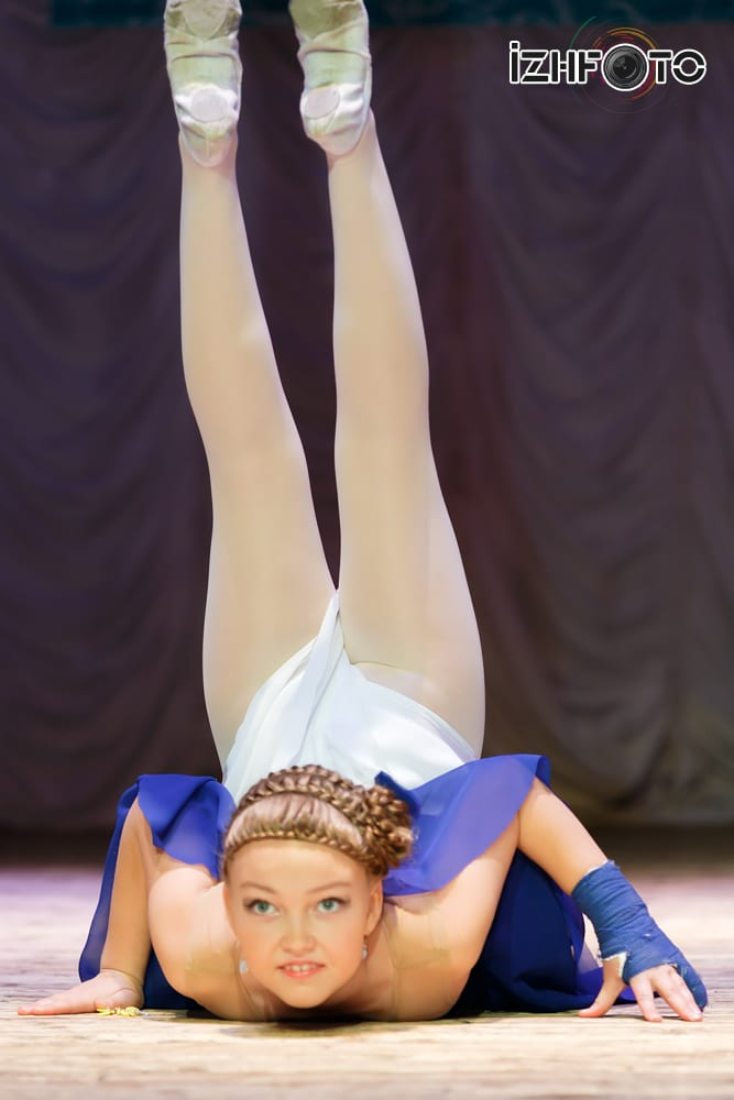 Вера Солодянкина Танец «Маленький принц»