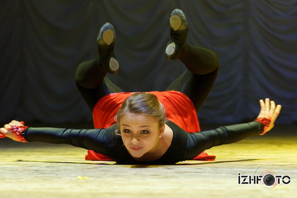 Ускова Мария Танец со скакалкой