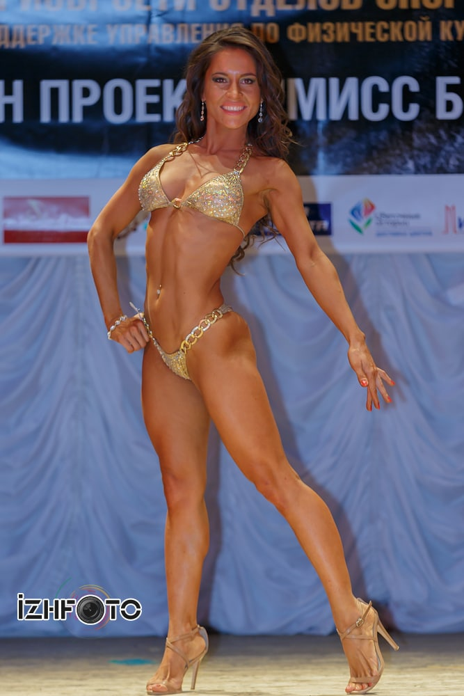 Конкурс Мисс Бикини СК Чемпион