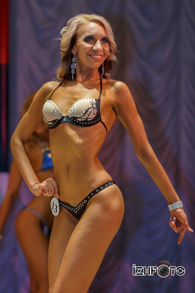 Фитнес бикини в Ижевске