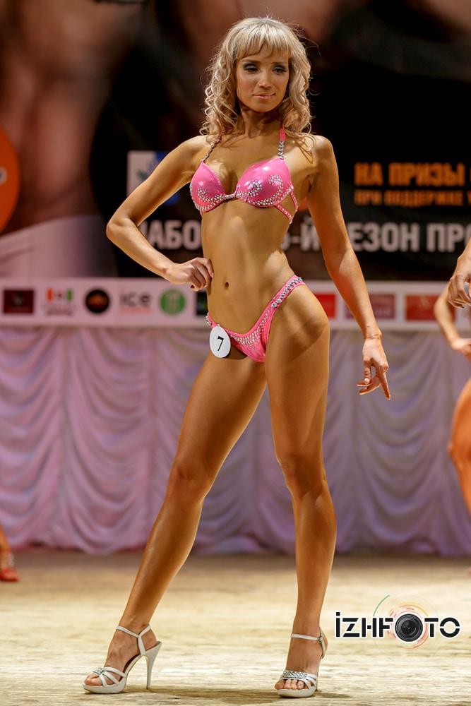 Чемпион Конкурс Мисс бикини № 4