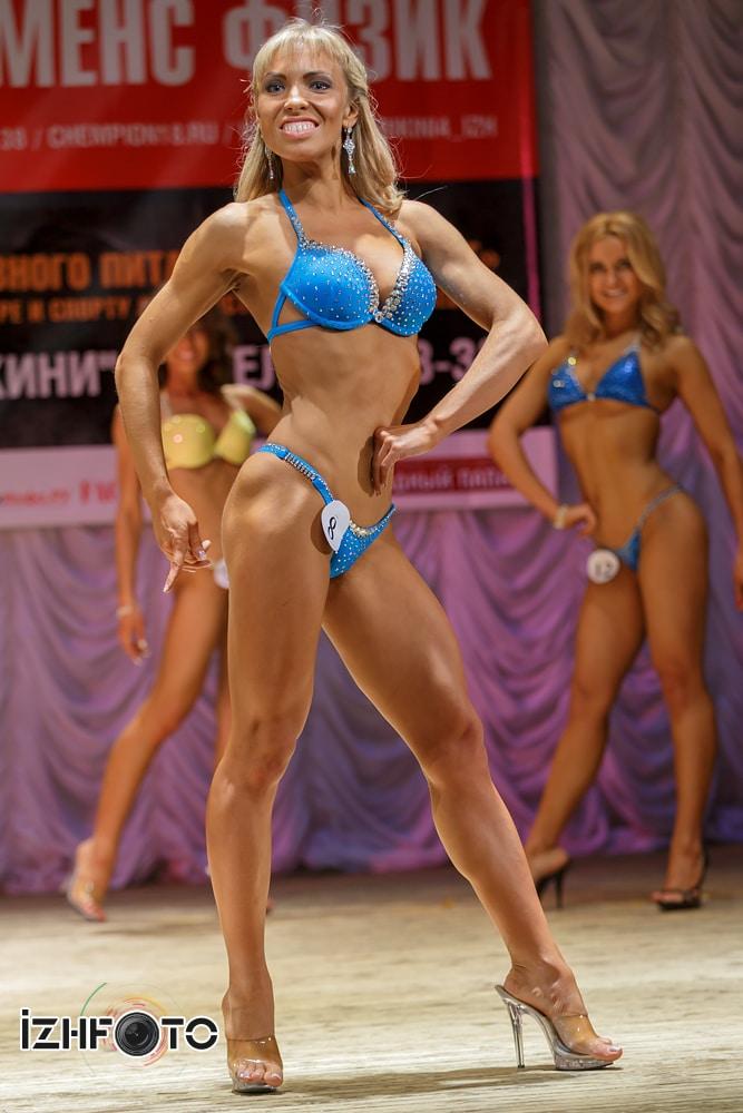 Мисс бикини Спортивный клуб Чемпион