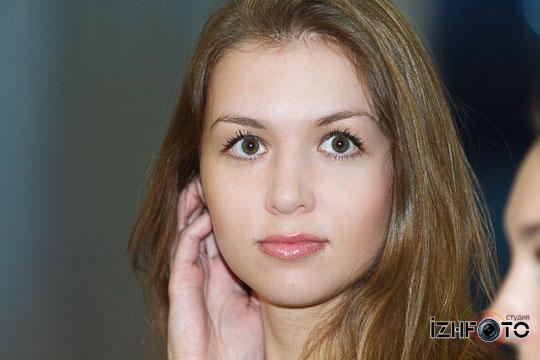 Кастинг на Мисс Русское