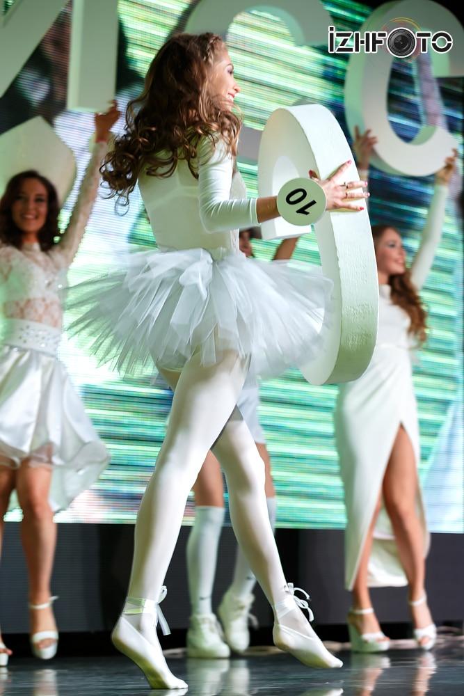 Конкурс красоты в клубе Резиденция Ижевск