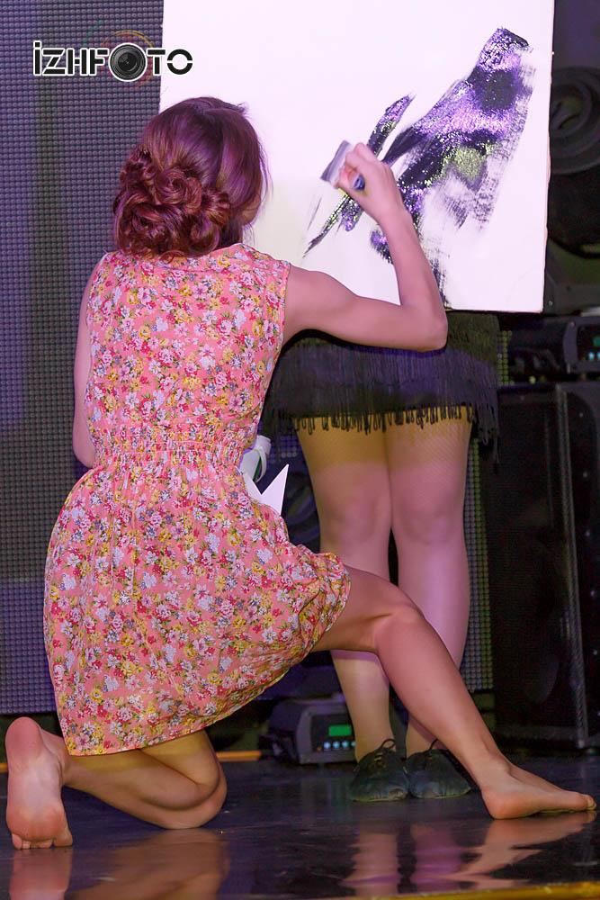 2 полуфинал Мисс старшеклассница Ижевск Фото