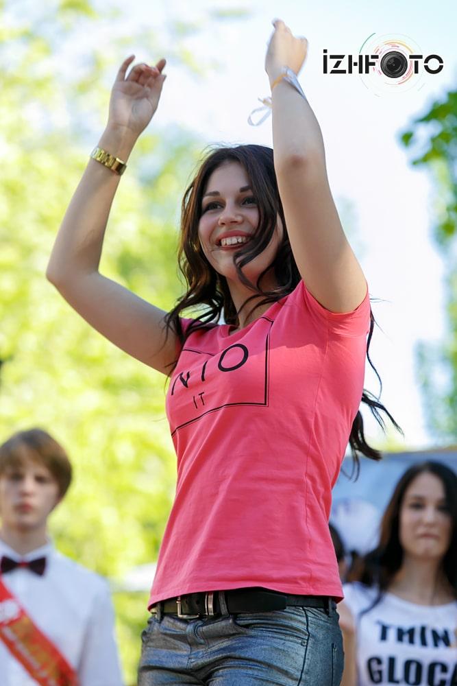 Конкурс Мисс и Мистер Твой май 2015 Ижевск