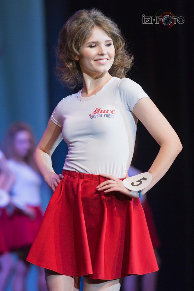 Конкурс красоты Мисс Русское радио 2017