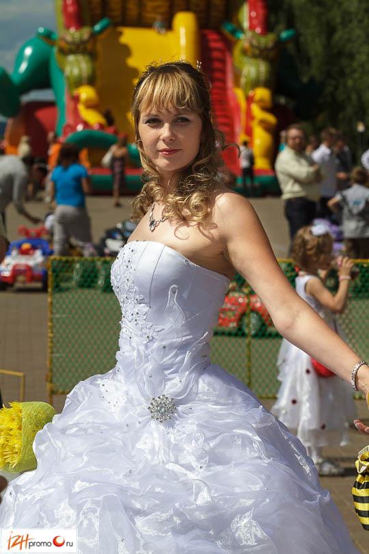 Марафон невест в Ижевске