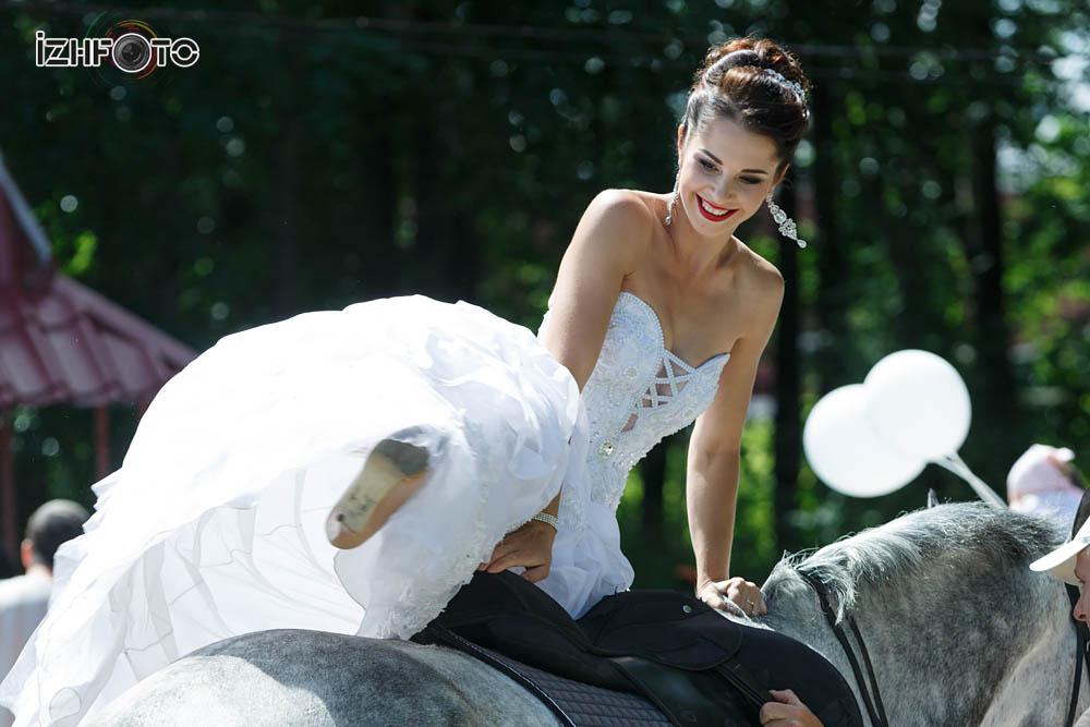 Свадебные прически Ижевск