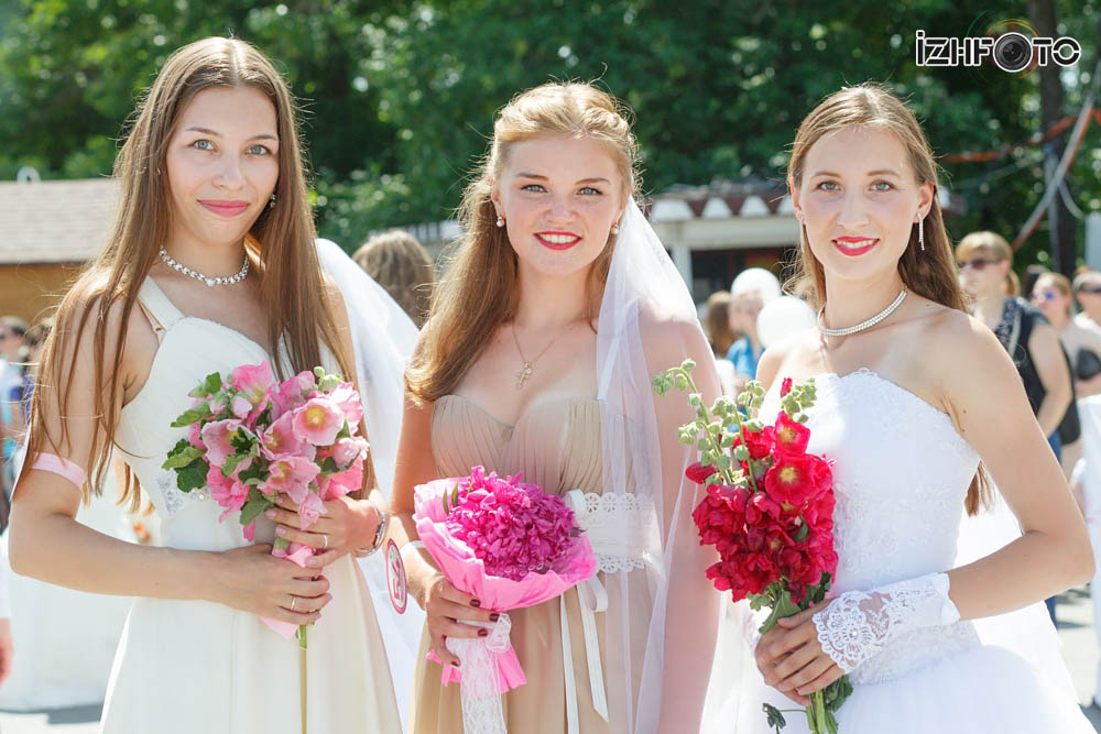 Марафон невест 2016 в Ижевске