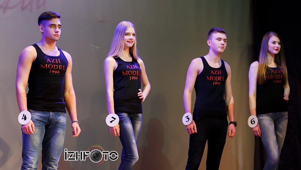 Фотомодели Ижевск