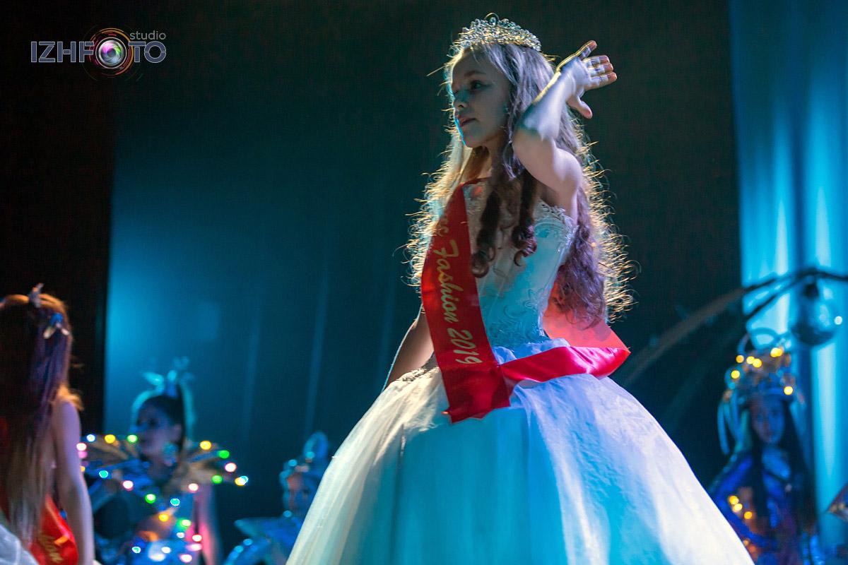 Мисс Фэшн 2020 в Ижевск