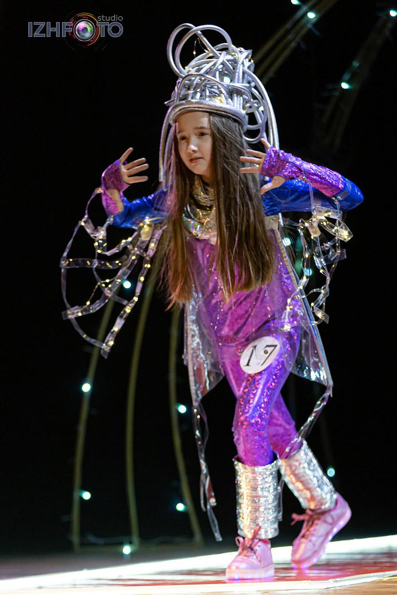 Фото с конкурса Мисс Фэшн 2020 в Ижевске