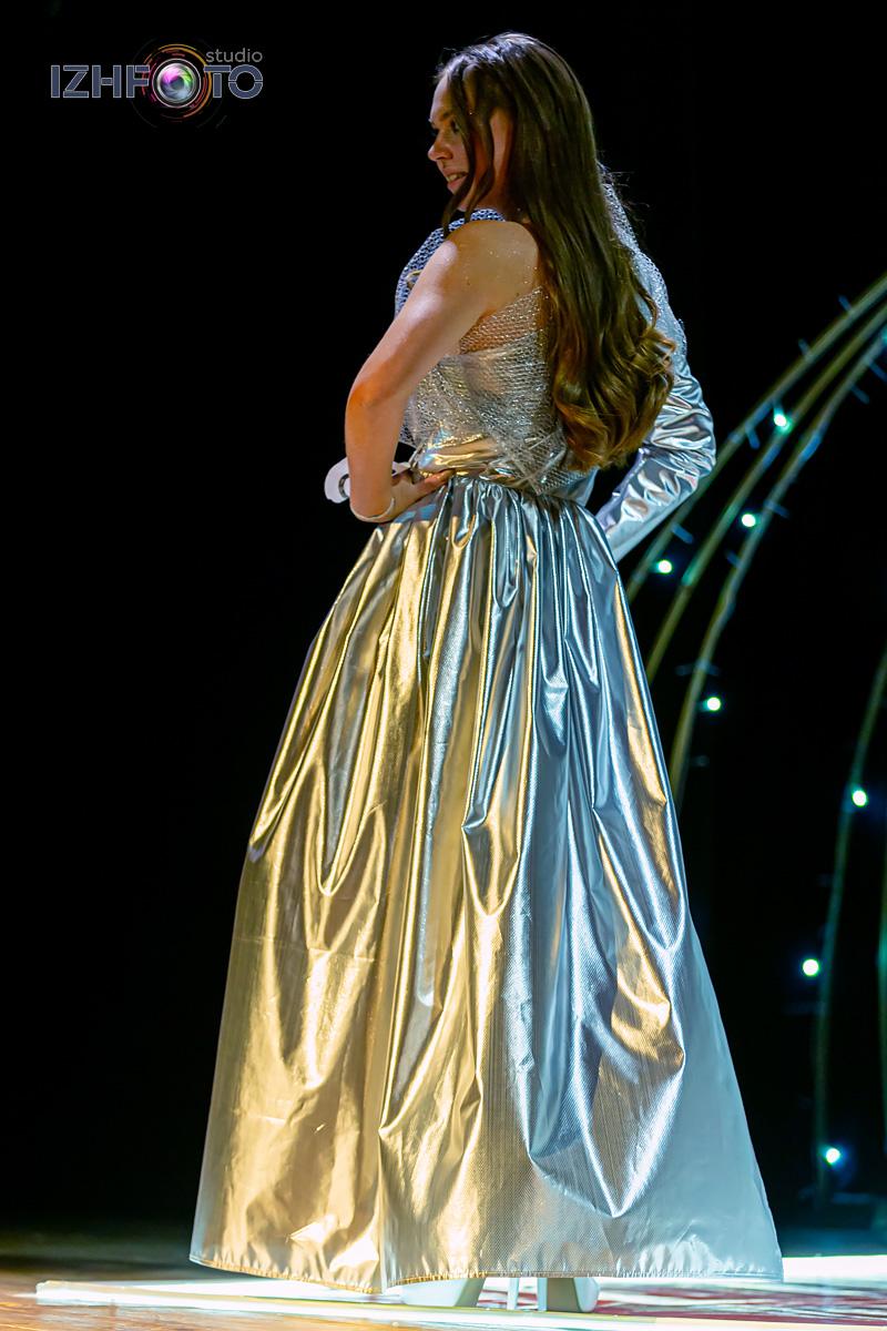 Участницы конкурса Мисс Fashion в Ижевске